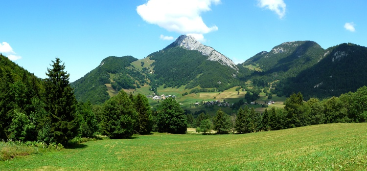 Journée Annecy et le Massif des Bauges