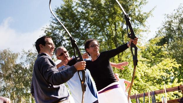 activité tir à l'arc à Annecy