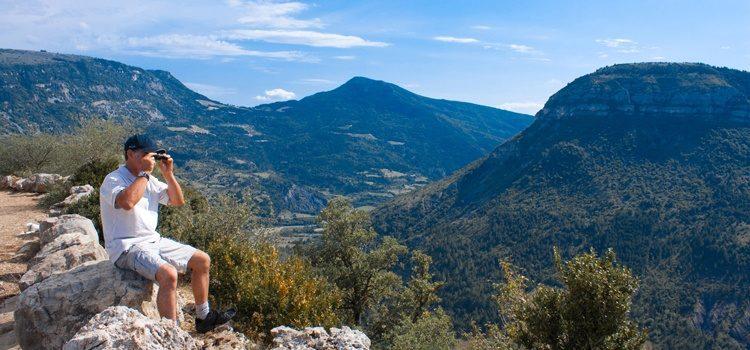 Séjour randonnées en groupe en Drôme Provençale