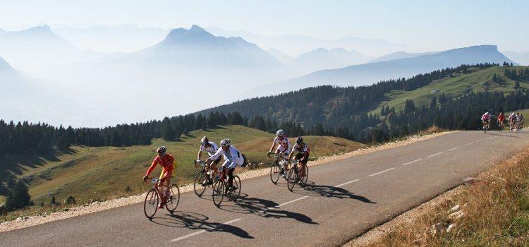 Séjour cyclo et VTT autour du lac d'Annecy