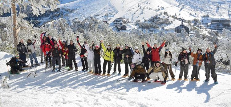 Raquettes et ski de fond dans les Alpes du Léman