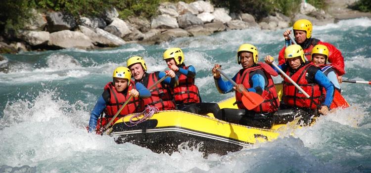 Séjours Multisports en groupe en Haute-Savoie