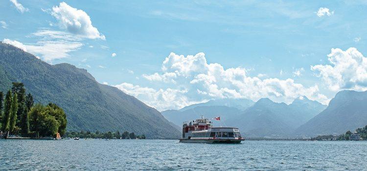 Séjour entre le lac Léman et le lac d'Annecy