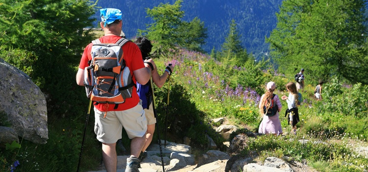 Randonnée en Vallée Verte et en Val d'Abondance