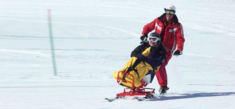 Séjour groupe Handi-ski