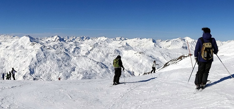 Week-end au ski à Valloire en Savoie