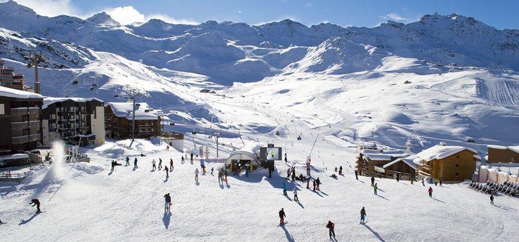 Ski de Printemps à Valmeinier en groupe