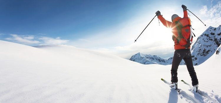 Week-end ski en groupe à Valmeinier