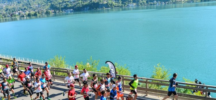 Week-end marathon d'Annecy