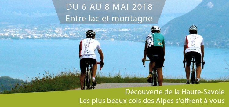 Eductour cyclos à Annecy en Haute-Savoie