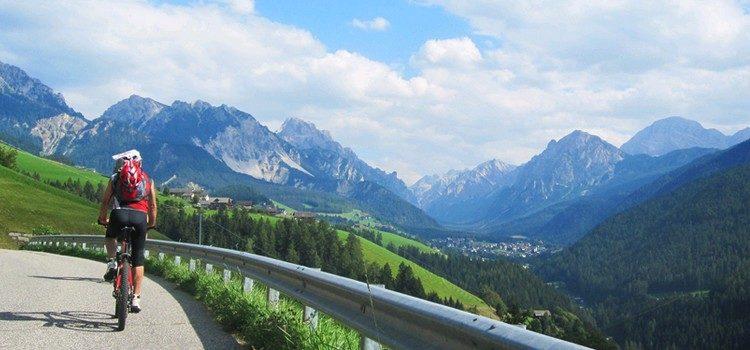 Séjour cyclo et VTT au cœur des Alpes du Léman