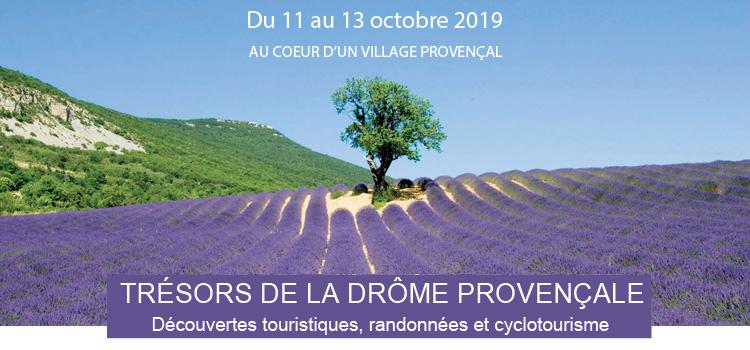 Eductour en Drôme Provençale à Rémuzat