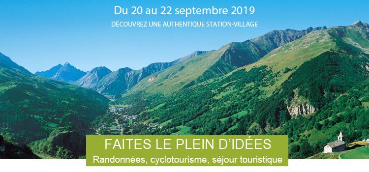 Eductour à Valloire en Savoie au village-club la Pulka Galibier