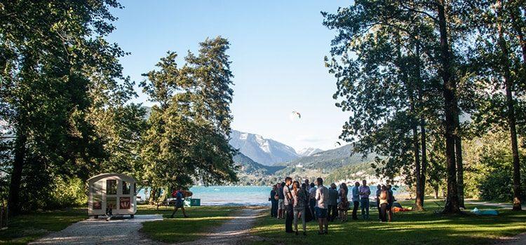Week-end spécial CSE près Annecy au printemps 2021
