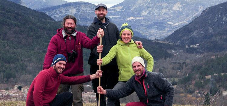 Elodie Tôtain nous partage son expérience d'AMM en Drôme Provençale